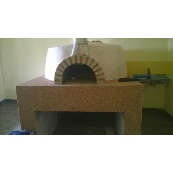 Cuptor Pizza pe Lemne 100 Mail 4 1