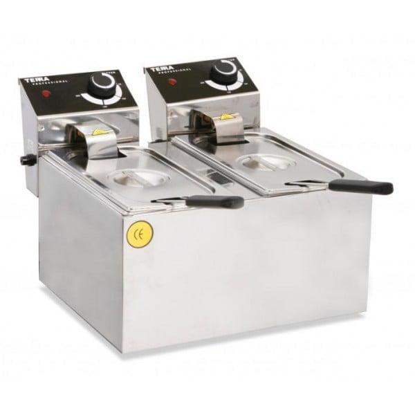 Friteuza Pofesionala Electrica Cartofi 66 1